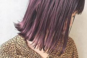 日本大人氣,2017髮尾就要向外捲