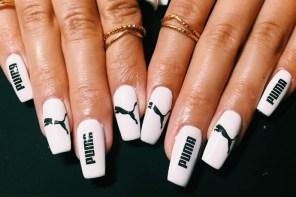 Supreme、PUMA 、BAPE,品牌美甲不夠看,現在最紅的是偶像指彩!