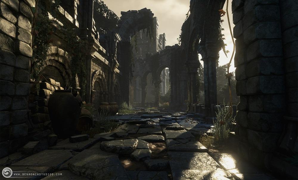 Dark Souls 3s Farron Keep Has Been Recreated In Unreal