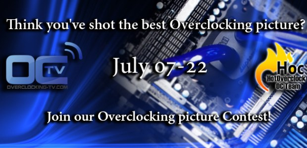 After two weeks of intense competition, our amateur photographers and OC enthusiasts have uploaded, shared and decided which picture deserved to become the best OC picture ever!