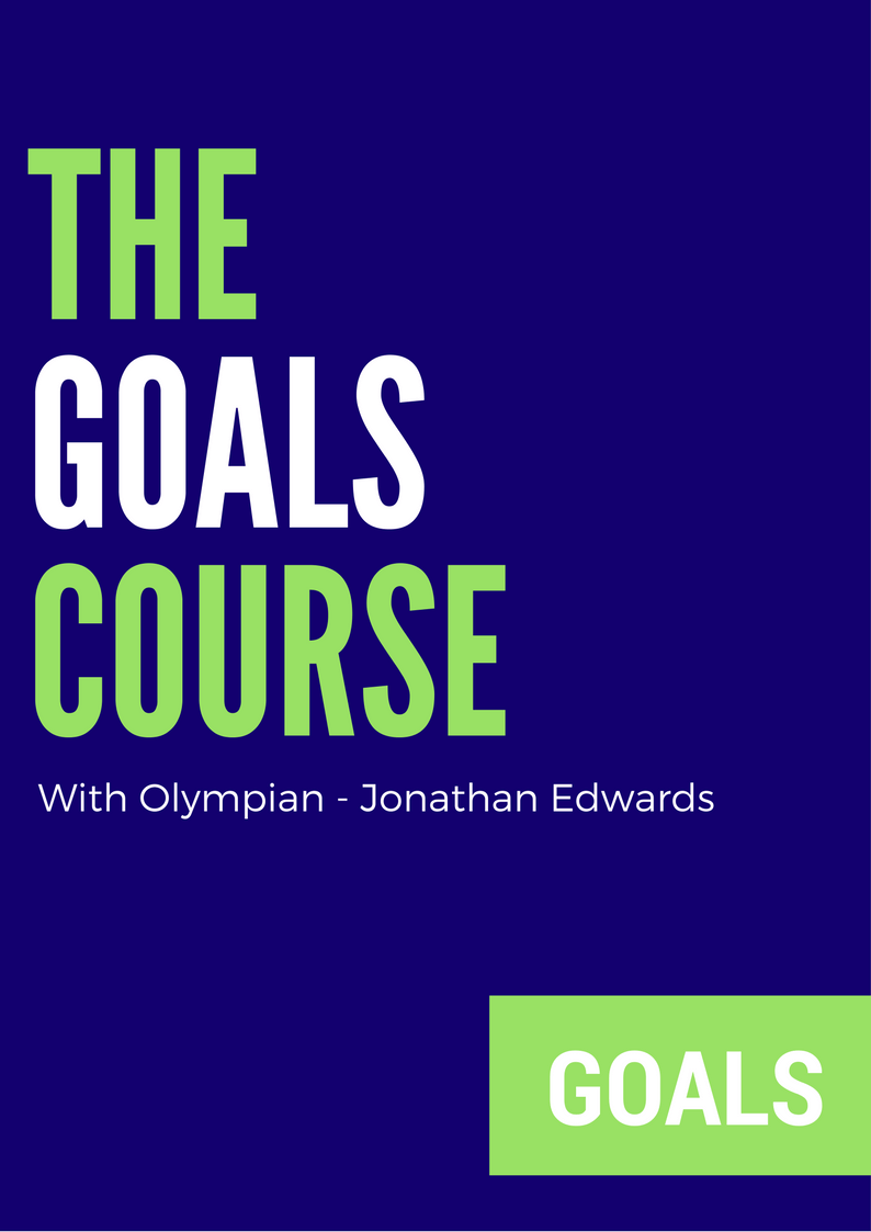 The Goals Course with Jonathan Edwards