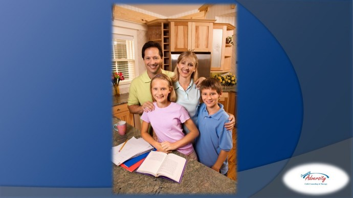 Family Harmony Overcoming Adversity