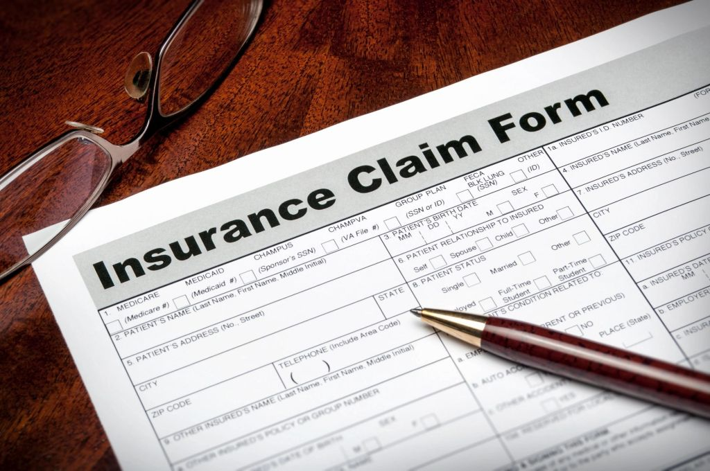 Insurance Claim for Therapy or Counseling