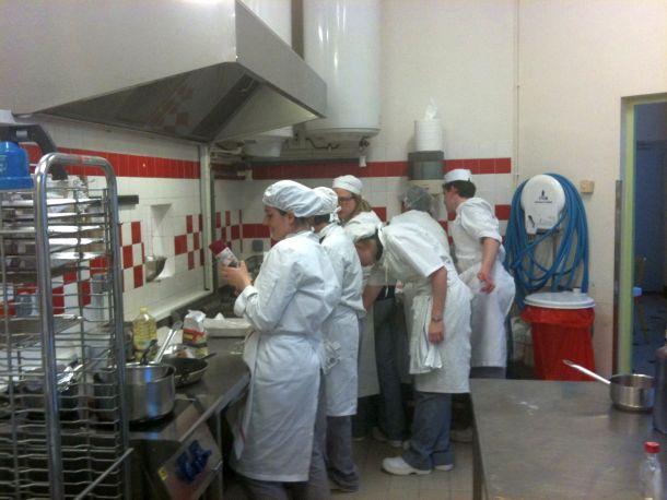 les cours du soir de cap de cuisine avec la mairie de paris