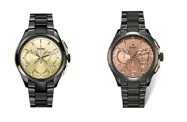 雷達表皓星系列(HyperChrome) Glam Slam系列高科技陶瓷自動計時腕錶 R32589692 建議售價NTD392,700_正面照