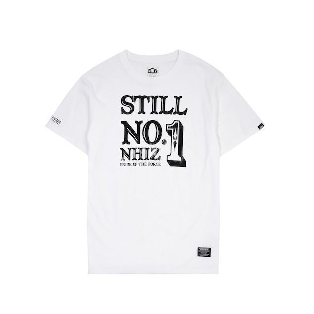 NHIZ STILL NO.1 PRINT TEE $399