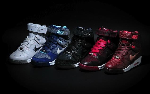 Wmns Nike Revolution Sky Hi NT$6000