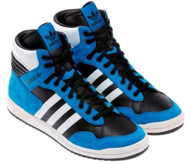 adidas Originals 11月份Basketball系列復古Pro Conference高筒籃球鞋,售價NT$3,490