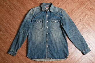 overdope_EVIS_2013_AW_COLLECTION_WASHED_DEMIN_SHIRT_cover