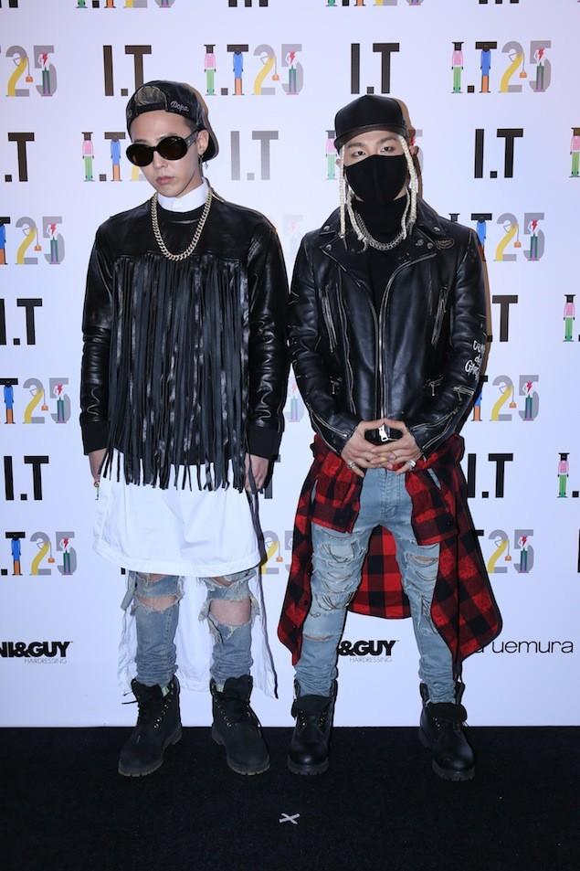 G-Dragon, Tae Yang@BIG BANG