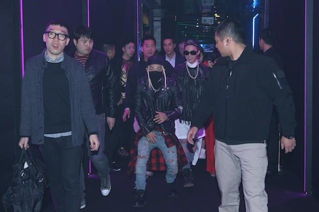 Tae Yang & G-Dragon