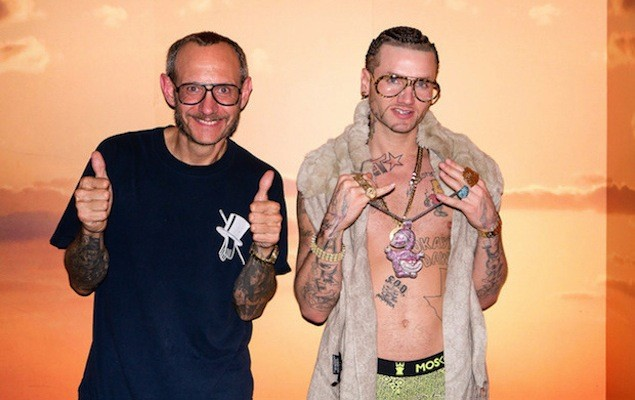 terry-richardson-photographs-riff-raff-at-a-wax-musuem-2