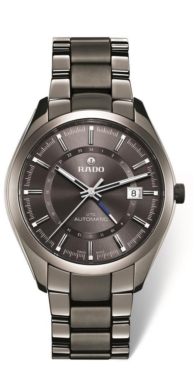 雷達表(RADO)HyperChrome皓星系列雙時區自動腕錶R32165102建議售價NTD121,400_