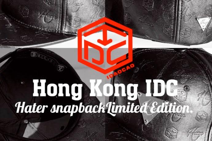 HATer-IDC-HK-Exclusive-Logo-Print-Snapback
