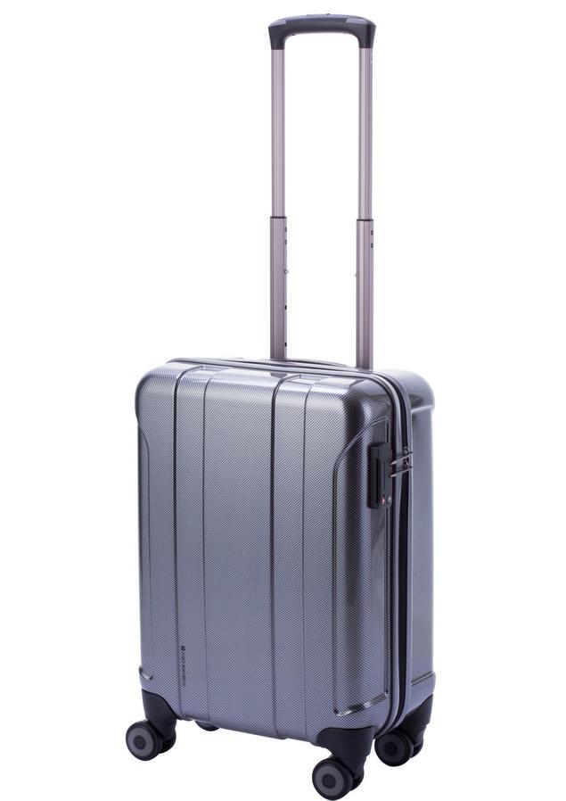 Twin系列旅行箱-星光銀,圖為19吋,假期優惠價3990元。_