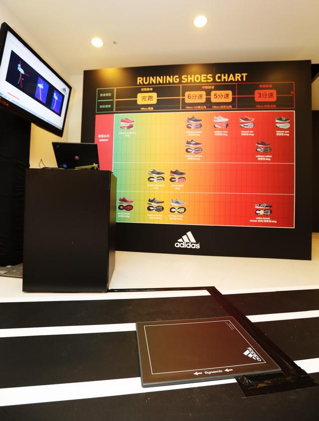 adidas RUNNING LAB TAIPEI 以室內擬真跑道為設計動線環繞整個場館 完整集結全方位的跑者服務體驗項目_008