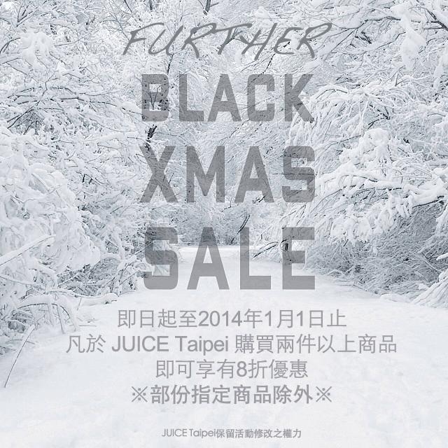 black xmas sale