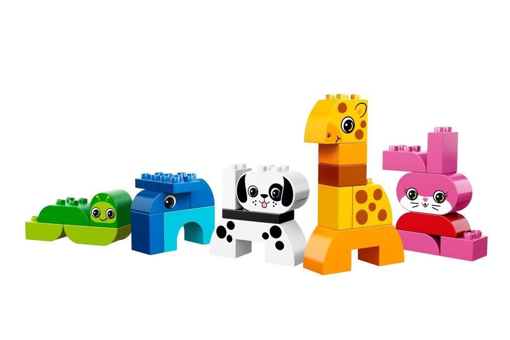 LEGO duplo_型號10573_創意動物套裝_售價:699元