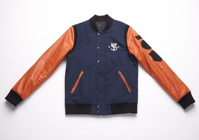 MR.SAY NAVY Patch Varsity Jacket-01_