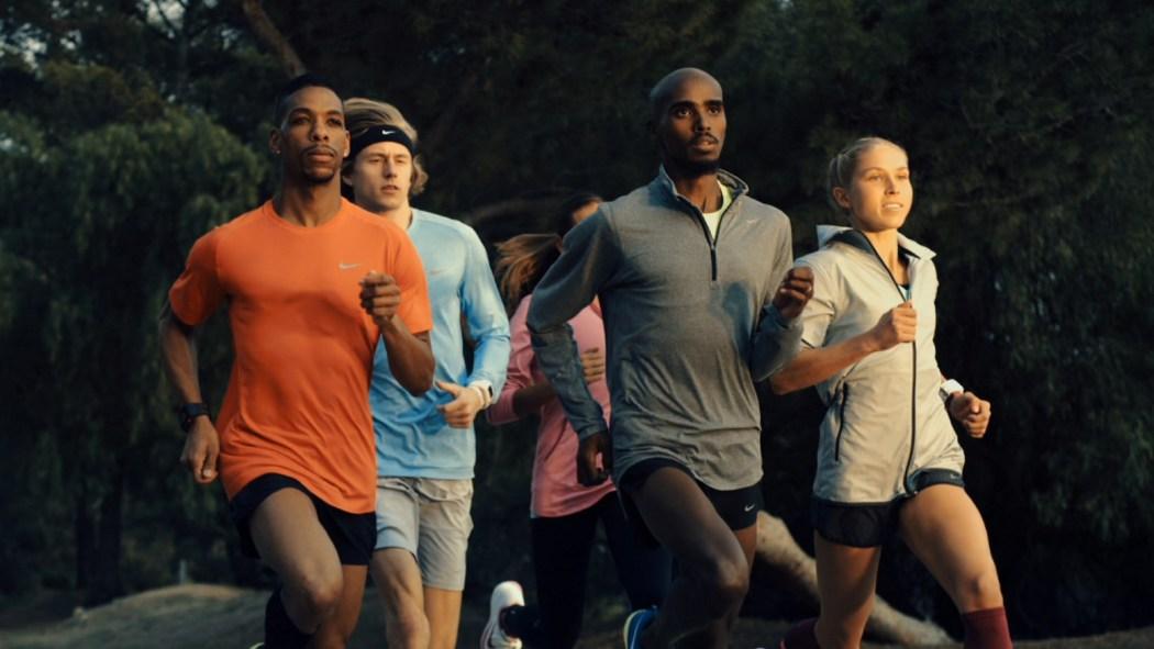 Nike Flyknit以靈活、透氣且舒適的特性,為足部提供完美支撐