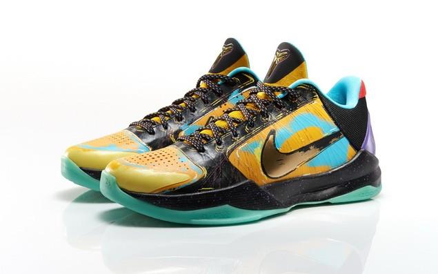 _Nike Zoom Kobe V Prelude夜光外底更_