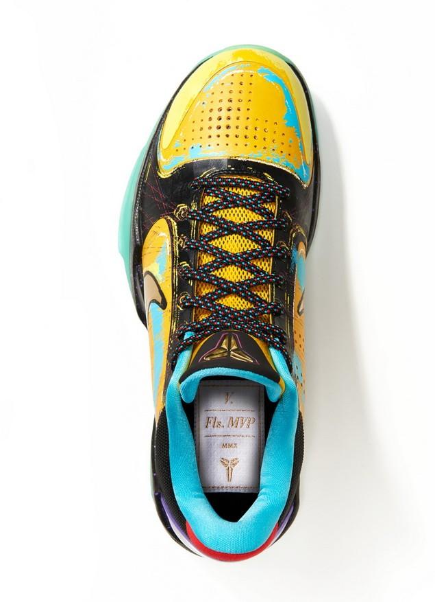 _Nike Zoom Kobe V Prelude夜光外底更___