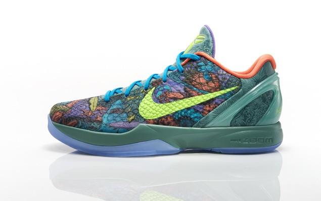 _Nike Zoom Kobe VI Prelude為了向當年在洛杉磯主場獲得明星賽MVP_001