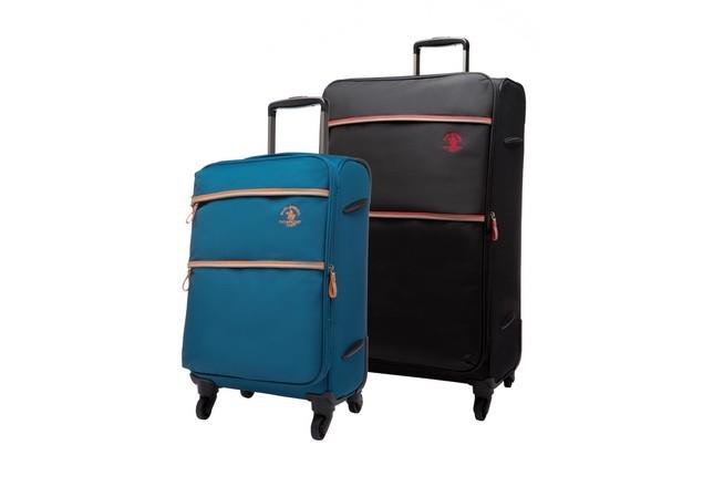Santa Barbara Polo聖大保羅-奧特加系列旅行箱,共有20、24、28吋,返鄉優惠價2,590~3,592元。_