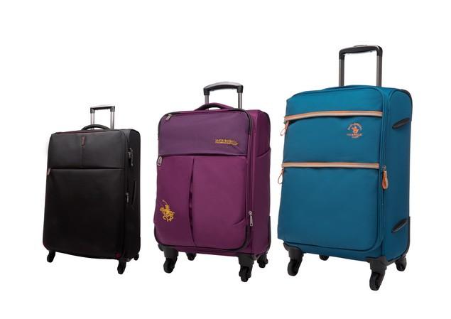 Santa Barbara Polo聖大保羅-奧特加系列旅行箱,共有20、24、28吋,返鄉優惠價2,590~3,593元。_