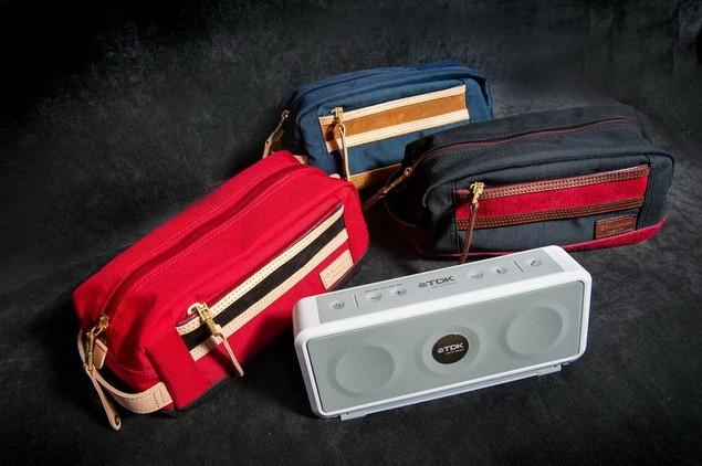 TDK LoR A33無線藍牙喇叭防水防塵達IP65認證,全天候適用,隨時擁有好音樂_