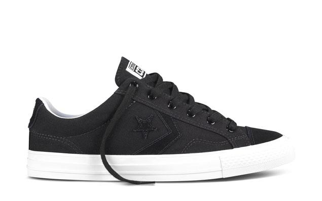 《圖一》CONS Star Player系列鞋款全新的鞋領,穿來更加合腳,額外的避震功能穿著也更加舒適