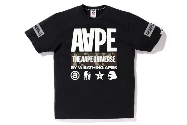 Aape - AAPHJME7028XXBKX $1,1070_