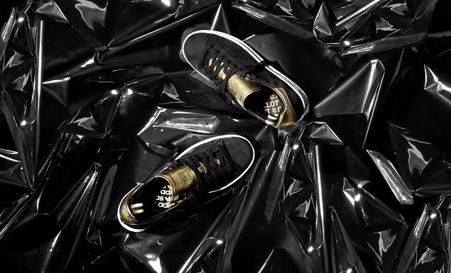 CLOT X STAN SMITH - BLACK HI RES