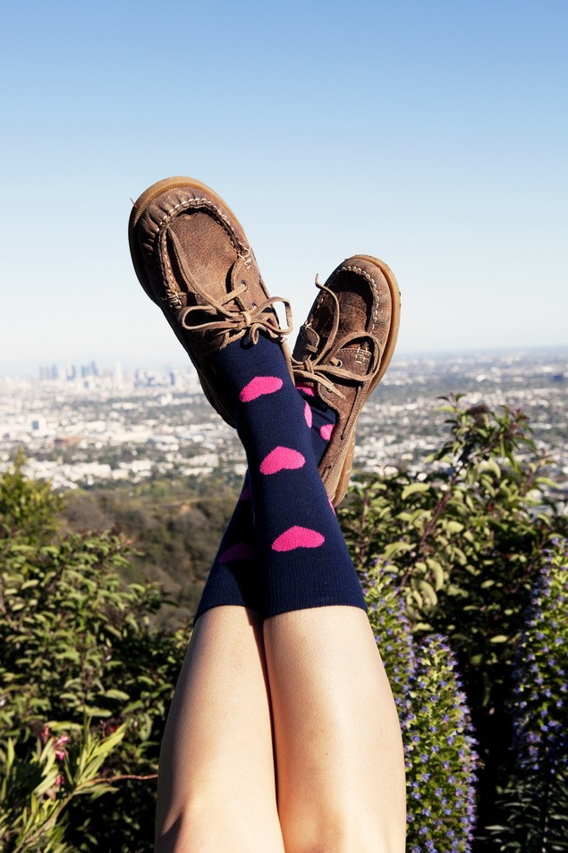 Happy Sock_SS14_Heart _______-3_