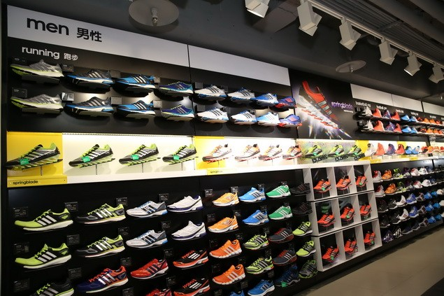 adidas RUNNING 全新劃時代跑步科技商品 強勢襲台 SPRINGBLADE 、 SMART RUN 、 PRIMEKNIT 提供跑者更多元的跑步體驗_001