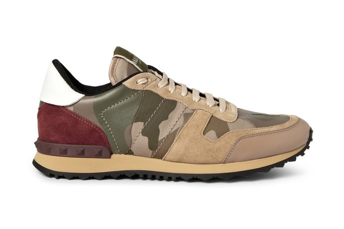 valentino-panelled-leather-and-suede-camouflage-sneakers-1