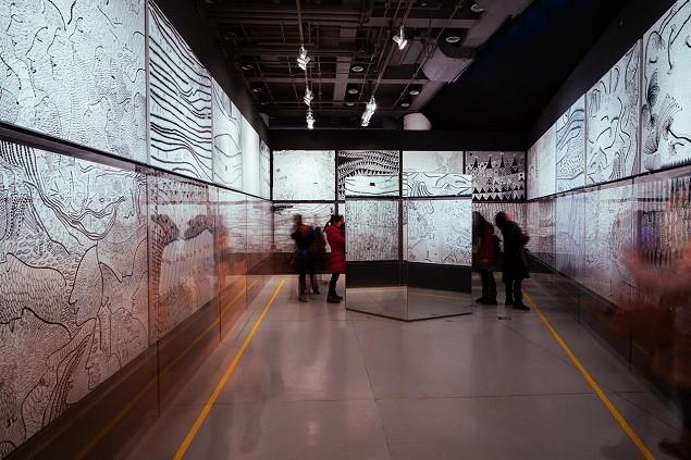 yayoi-kusamas-a-dream-i-dreamed-exhibition-moca-shanghai-9