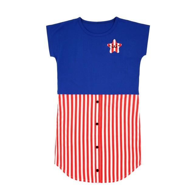 HYOMA SP14 Color Blocking Dress $429