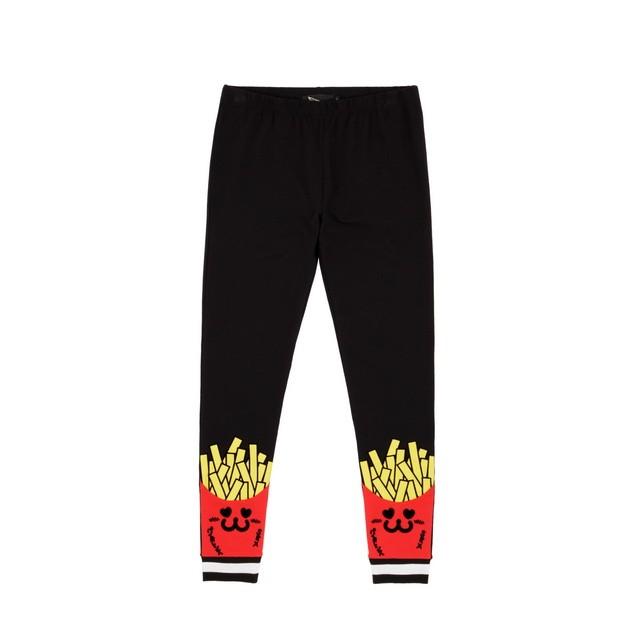 HYOMA SP14 Fries Black Leggings $499