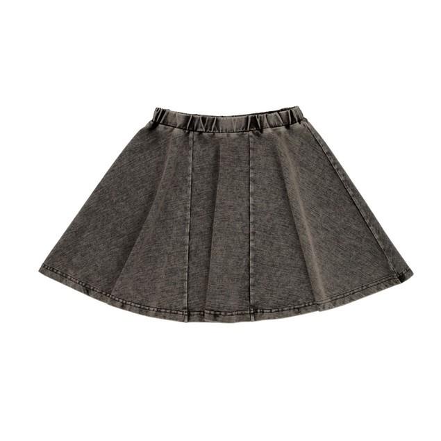 HYOMA SP14 Terry Skater Skirt $679