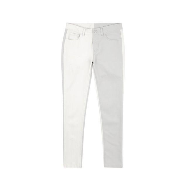 HYOMA SP14 Two-tone Denim Pants $599
