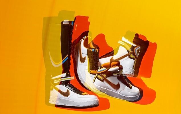 _Nike + R.T. Air Force 1