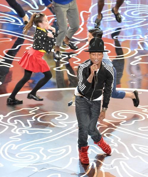 Pharrell+Williams+86th+Annual+Academy+Awards+_PQ4wuzsVudl