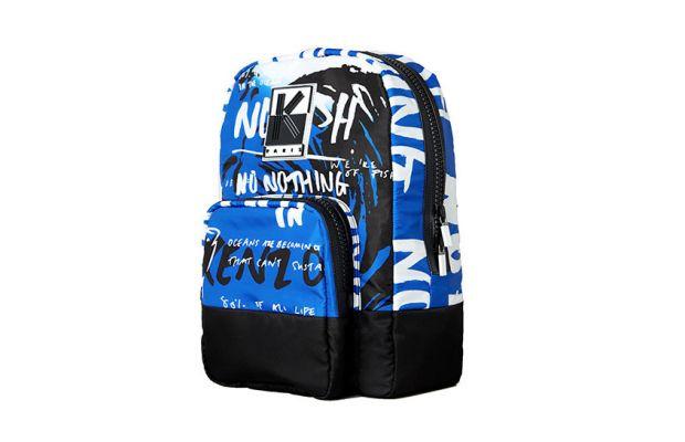 kenzonofishnonothingbackpack