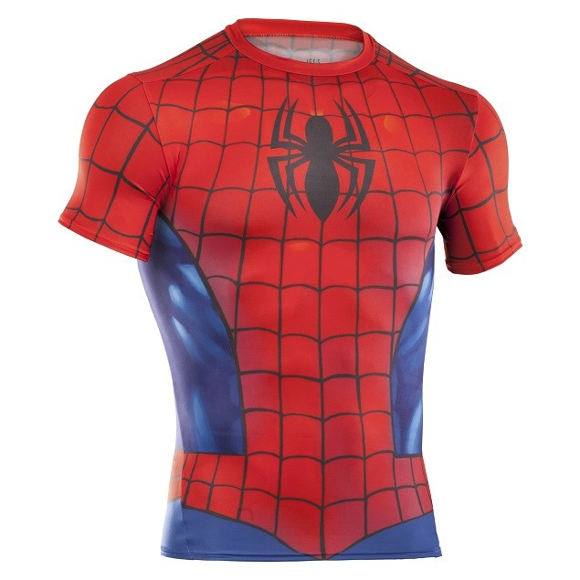 UNDER ARMOUR 英雄系列_蜘蛛人 $2,080