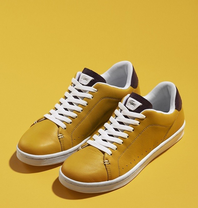LACOSTE CarnabyNewCupSnakeYellow NT$3,980