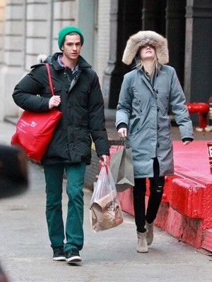 Andrew Garfield and Emma Stone-20130304-21