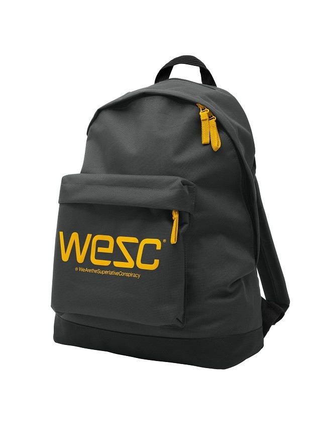 WeSC Logo 後背包 NT$1,680