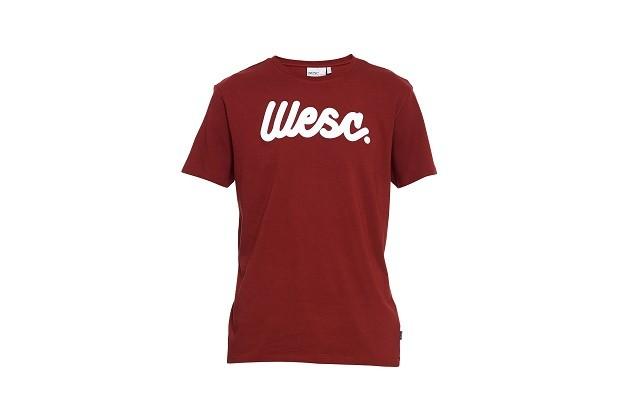 WeSC Logo T-Shirt  e10776648f_alt2_1490 NT$1,280