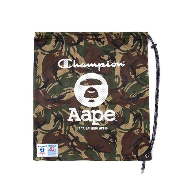 (GWP)AAPE X CHAMPION BAG